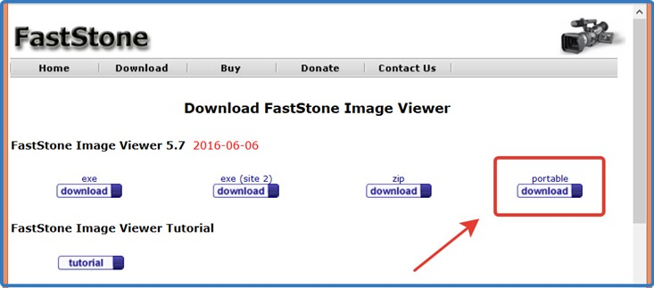 скачивание FastStone Image Viewer